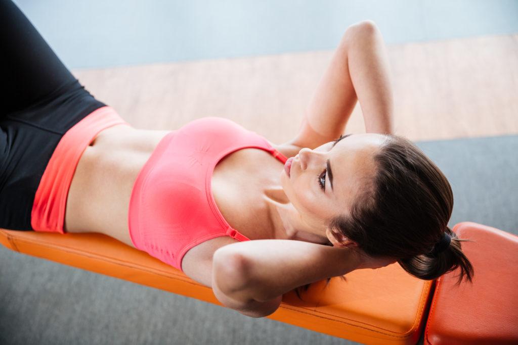 家で出来る筋力トレーニング
